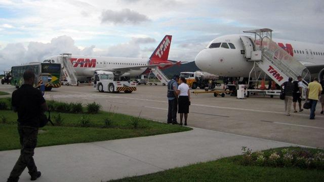 Florianopolis Aeropuerto | © atramos