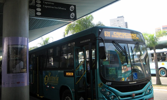 Florianopólis Bus | © TheTurducken